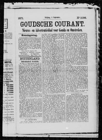 Goudsche Courant 1871-09-01
