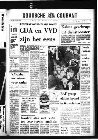 Goudsche Courant 1977-11-22