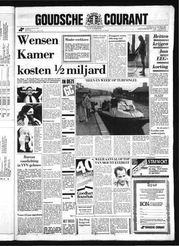 Goudsche Courant 1984-10-10