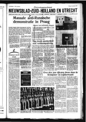 Schoonhovensche Courant 1968-11-08