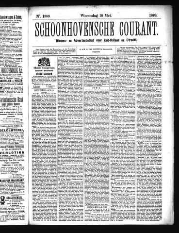 Schoonhovensche Courant 1899-05-10