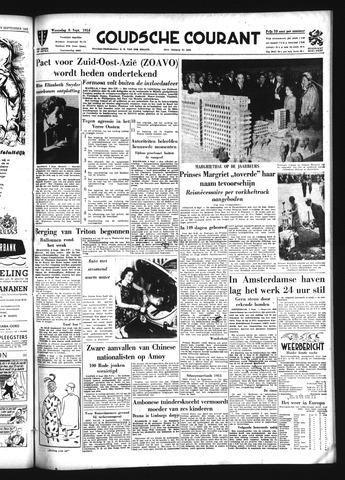 Goudsche Courant 1954-09-08