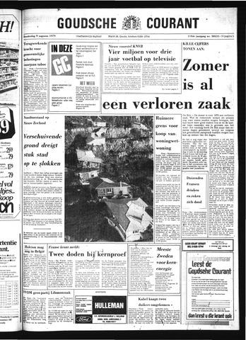 Goudsche Courant 1979-08-09