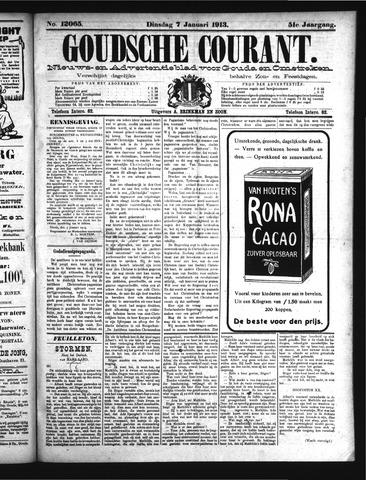 Goudsche Courant 1913-01-07