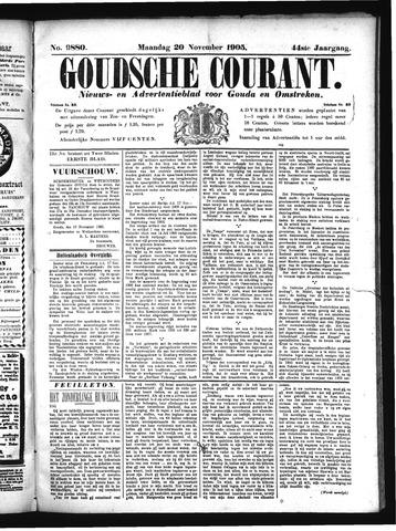 Goudsche Courant 1905-11-20