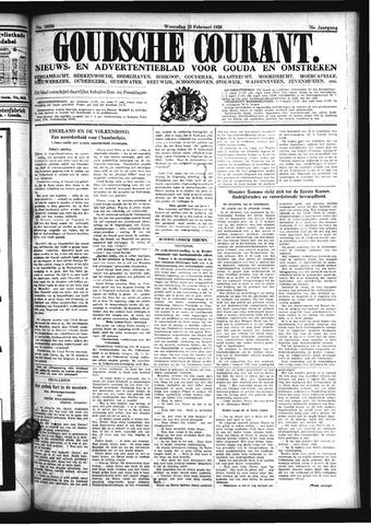 Goudsche Courant 1938-02-23