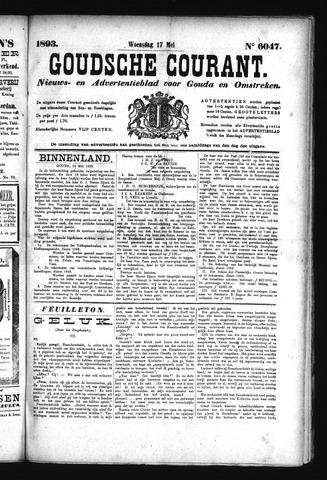 Goudsche Courant 1893-05-17