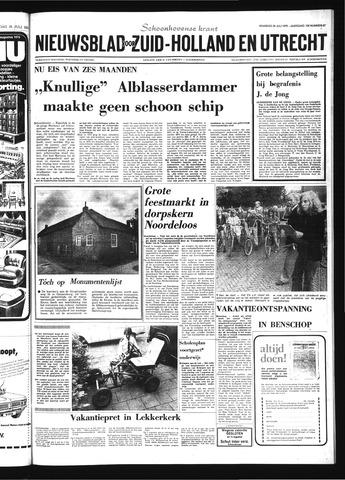 Schoonhovensche Courant 1975-07-28