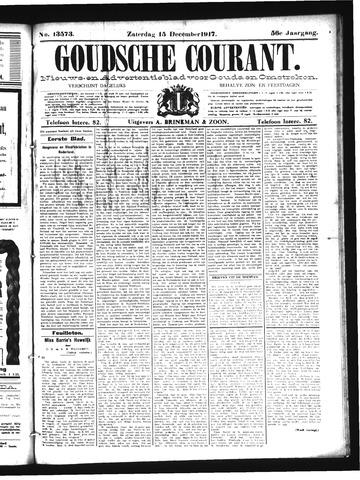 Goudsche Courant 1917-12-15