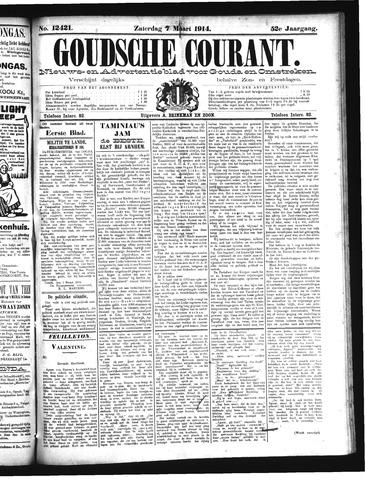 Goudsche Courant 1914-03-07