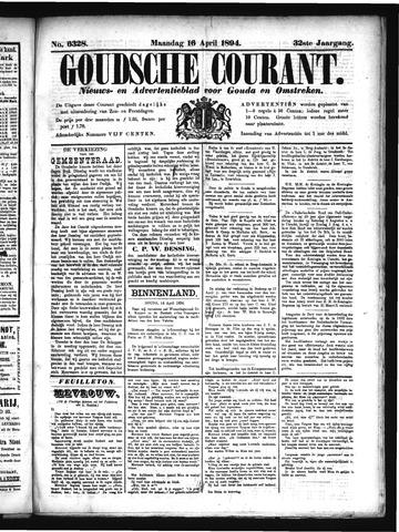 Goudsche Courant 1894-04-16