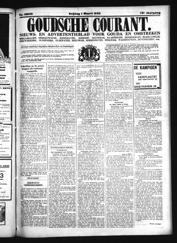 Goudsche Courant 1935-03-01
