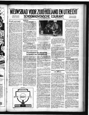 Schoonhovensche Courant 1950-06-19