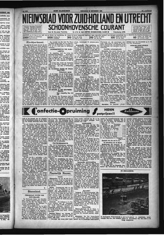 Schoonhovensche Courant 1932-11-23