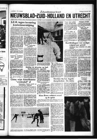 Schoonhovensche Courant 1963-12-16