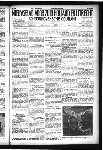 Schoonhovensche Courant 1933-03-15