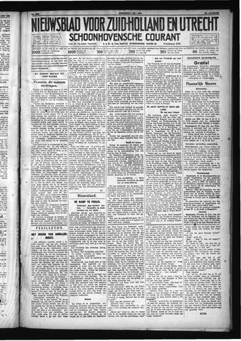 Schoonhovensche Courant 1931-07-01