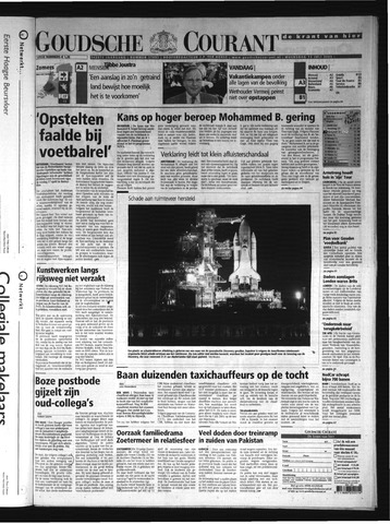 Goudsche Courant 2005-07-13