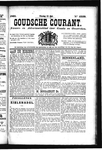 Goudsche Courant 1891-06-23
