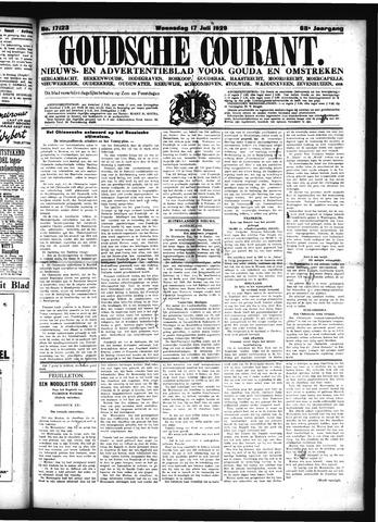 Goudsche Courant 1929-07-17
