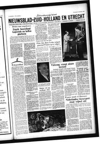 Schoonhovensche Courant 1965-12-29