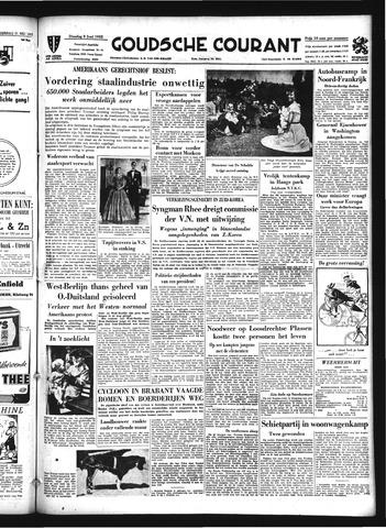 Goudsche Courant 1952-06-03