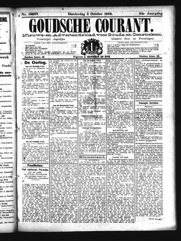 Goudsche Courant 1916-10-05
