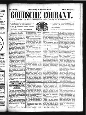 Goudsche Courant 1909-10-21