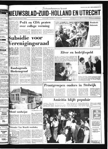 Schoonhovensche Courant 1978-07-28