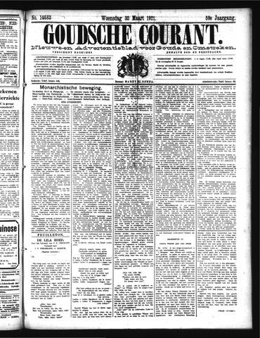 Goudsche Courant 1921-03-30