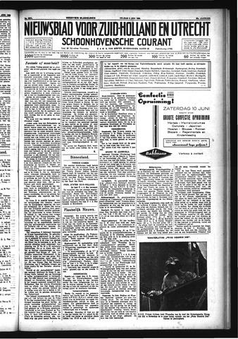 Schoonhovensche Courant 1933-06-09