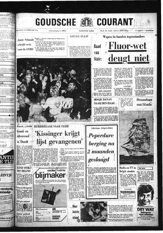 Goudsche Courant 1974-02-25