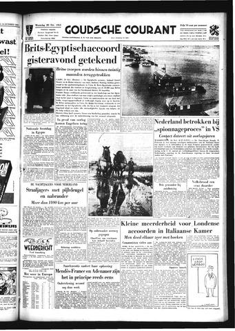 Goudsche Courant 1954-10-20