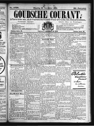 Goudsche Courant 1911-11-21
