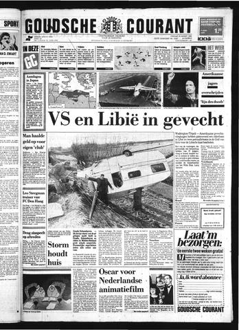 Goudsche Courant 1986-03-25