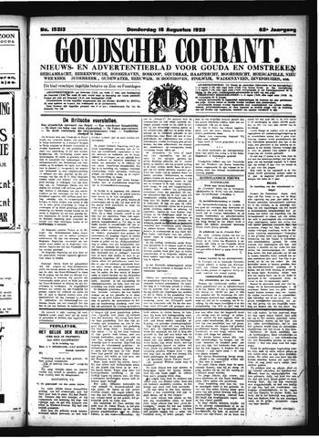 Goudsche Courant 1923-08-16