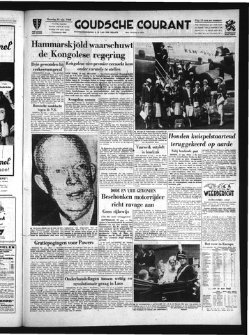 Goudsche Courant 1960-08-22