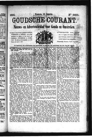 Goudsche Courant 1881-08-31