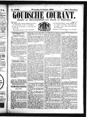 Goudsche Courant 1909-10-06