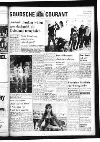 Goudsche Courant 1969-05-12