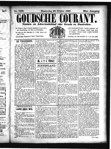 Goudsche Courant 1897-10-28