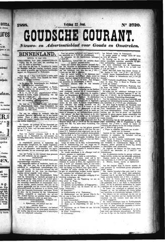 Goudsche Courant 1888-06-22