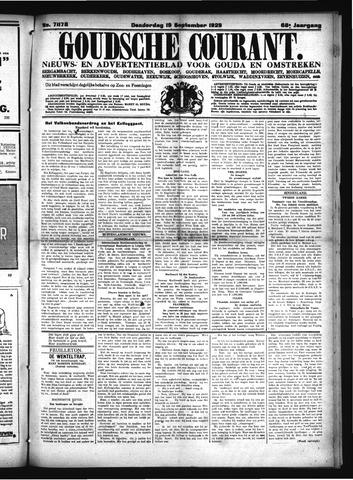 Goudsche Courant 1929-09-19