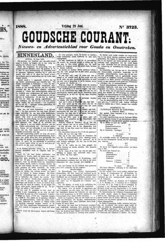 Goudsche Courant 1888-06-29