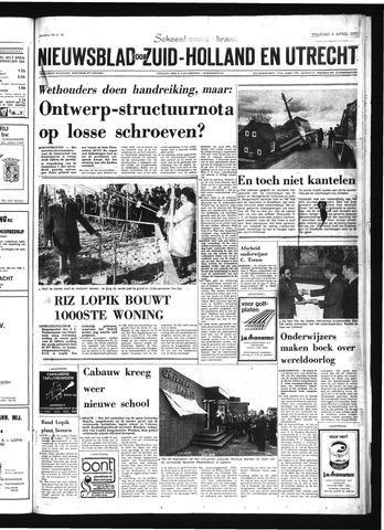 Schoonhovensche Courant 1975-04-04