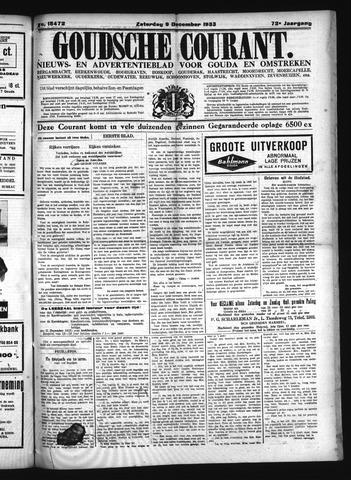 Goudsche Courant 1933-12-09