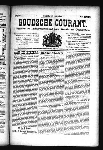 Goudsche Courant 1887-08-31