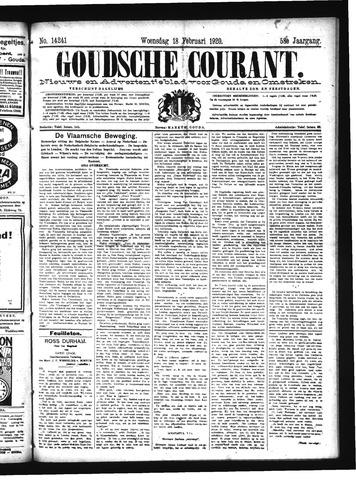 Goudsche Courant 1920-02-18