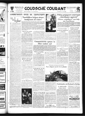 Goudsche Courant 1950-11-06