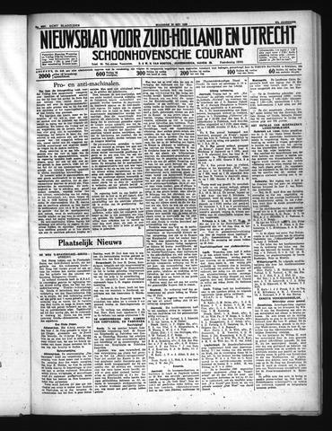 Schoonhovensche Courant 1935-05-20